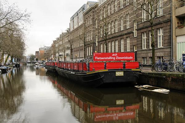 Zieseniskade ,  Amsterdam