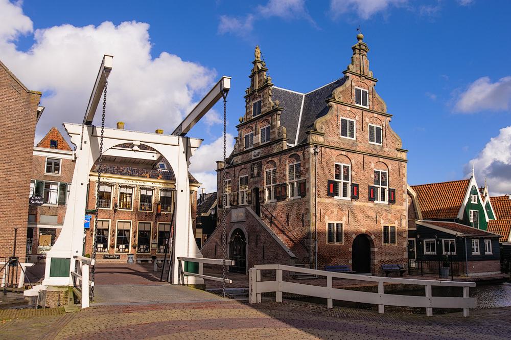 Raadhuis De Rijp,  De Rijp  (Noord-Holland)