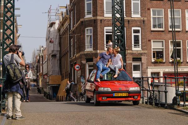Brouwersgracht,  Binnen Dommersstraat,   Amsterdam