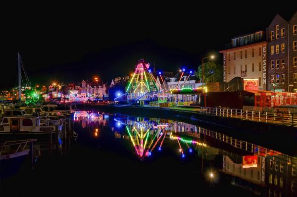 Kermis in Alkmaar