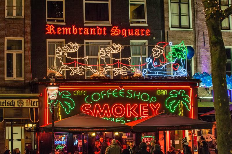 Rembrandtplein,  Amsterdam
