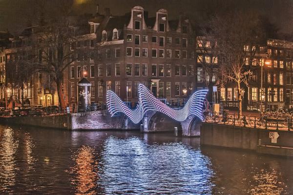 Amsterdam Light Festival 1/2