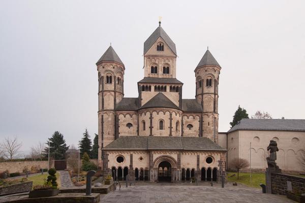 Abdij van Maria Laach,  Duitsland