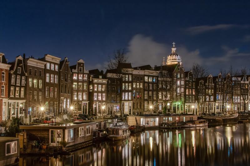 Waalseilandsgracht,  Amsterdam