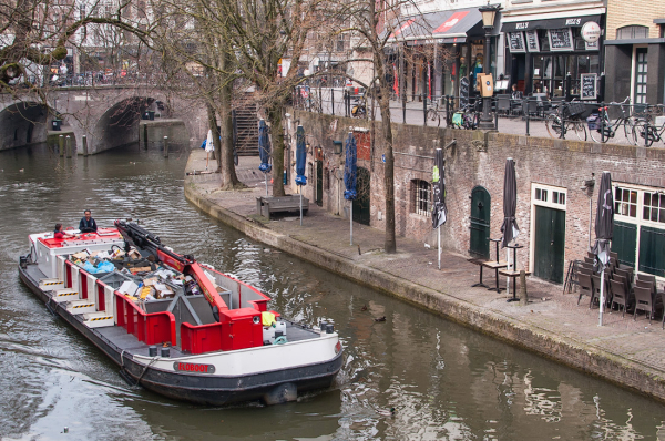 Oude Gracht,  Utrecht