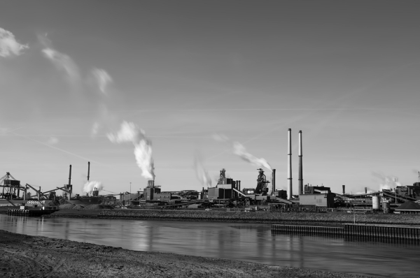 Tata Steel,   IJmuiden