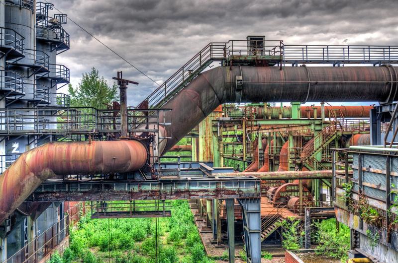 Landschaftspark Duisburg Nord 3/3