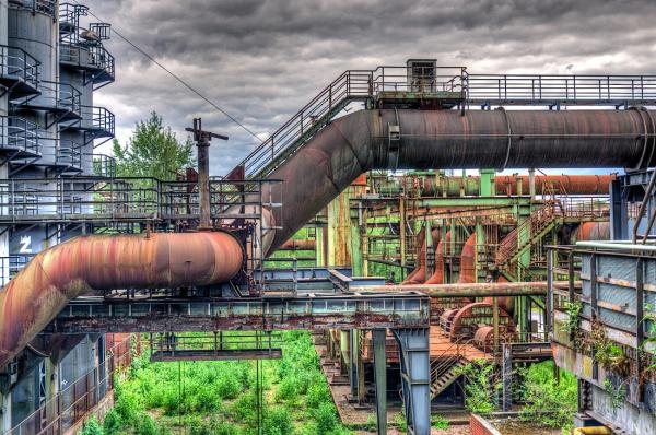 Landschaftspark Duisburg-Nord 3/3