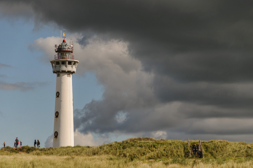 J.C.J. van Speijk Lighthouse,  Egmond aan Zee