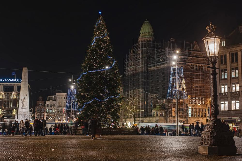 De Dam,  Amsterdam 2/2
