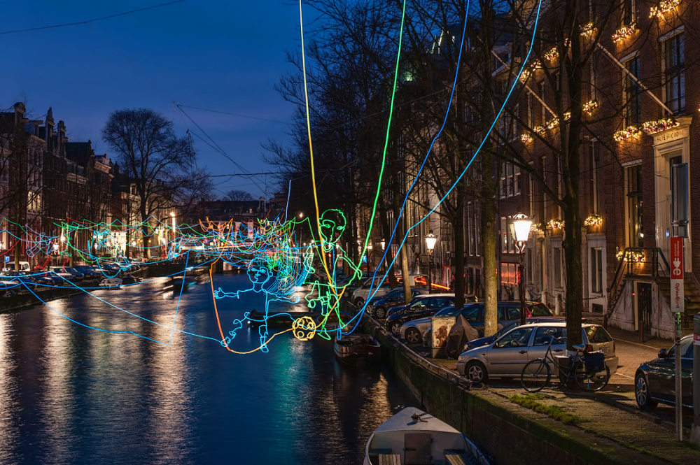 Amsterdam Light Festival 2016  4/4