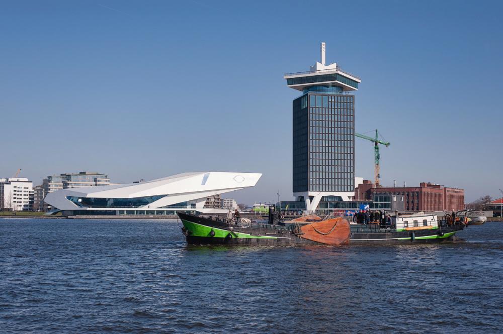 Het IJ,  Amsterdam