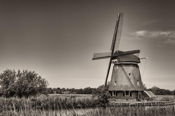 Molen D Polder Geestmerambacht, Broek op Langedijk