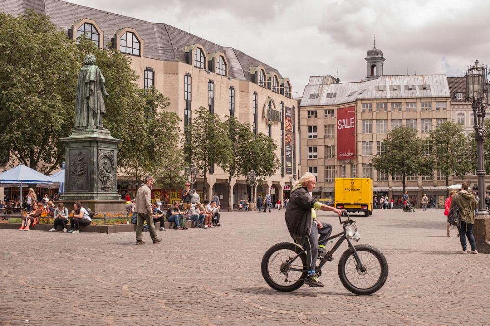 Münsterplatz Bonn