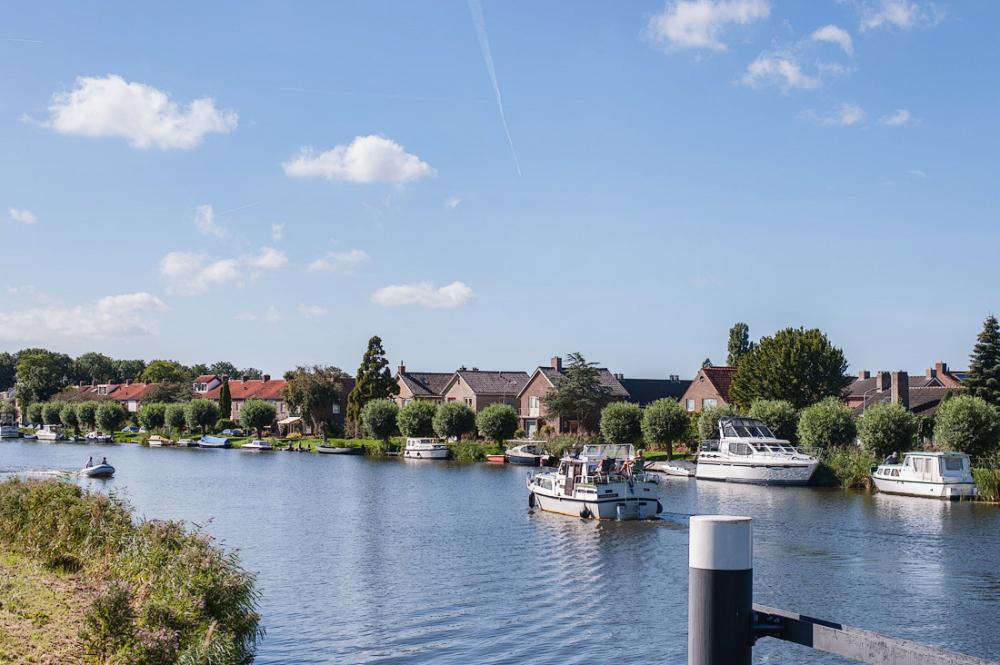 Kanaal Alkmaar Omval-Kolhorn,   Broek op Langedijk