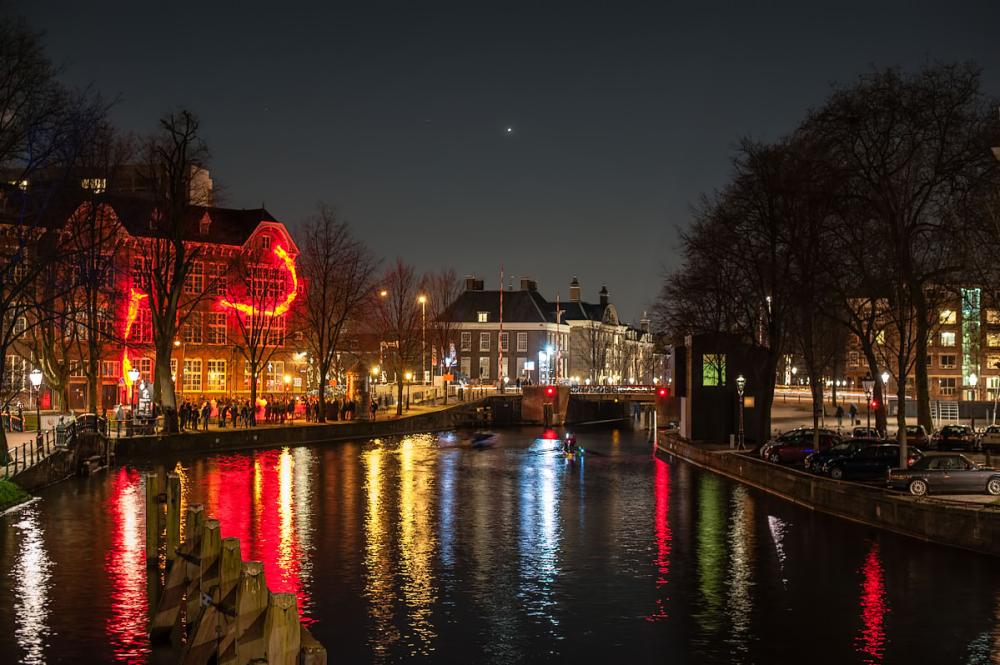 Amsterdam Light Festival 2017  1/5