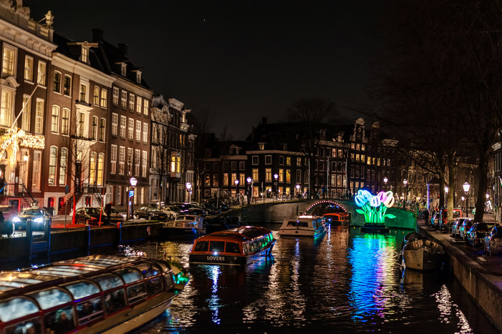 Amsterdam Light Festival 2017  3/5