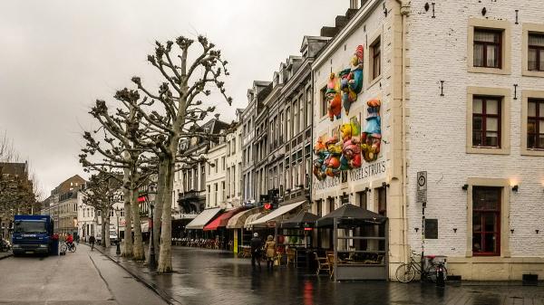 Het Vrijthof,  Maastricht