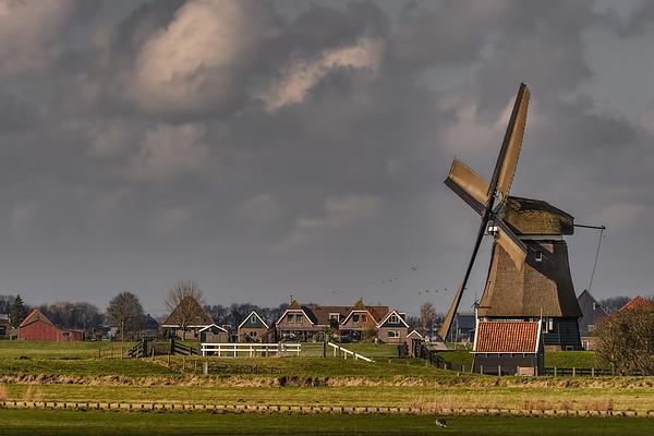 Etersheimer Braakmolen,  Oosthuizen
