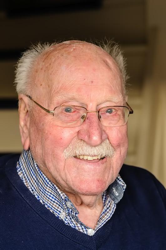 Vandaag viert mijn vader zijn 95e verjaardag