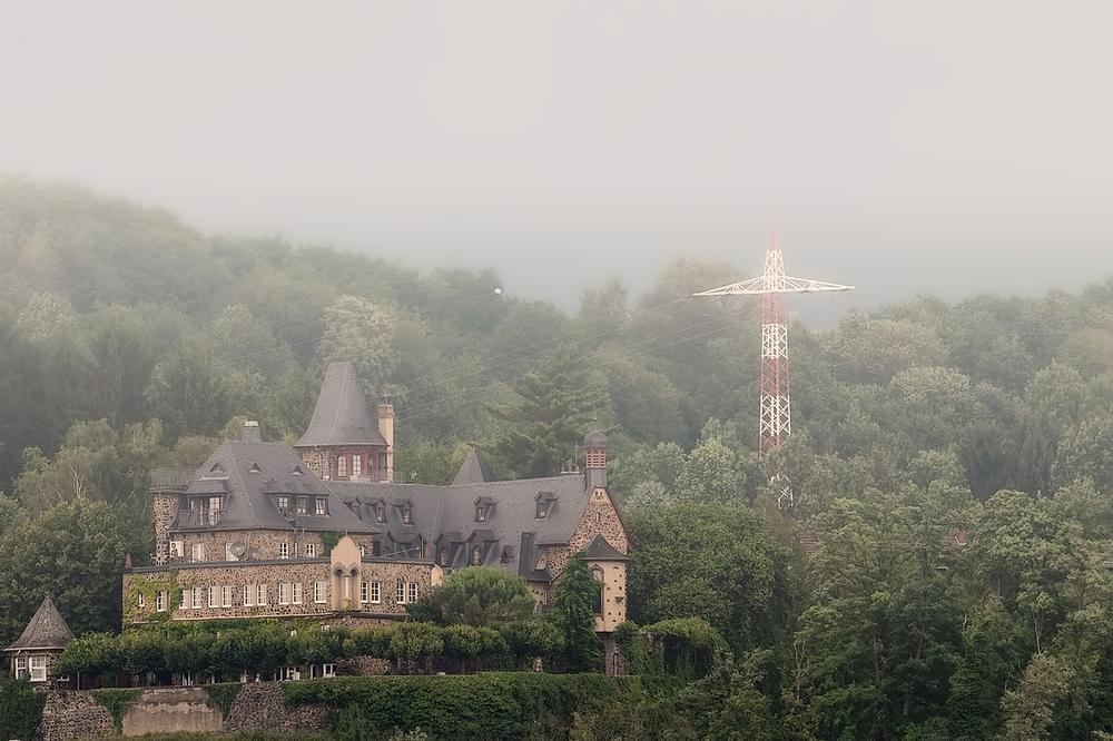 Burg Ockenfels,  Ockenfels,  Duitsland