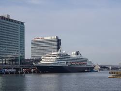 MS Prinsendam,  IJhaven,  Amsterdam