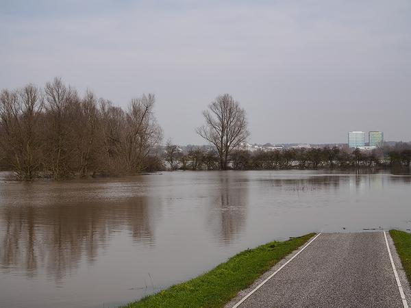 Floods in Arnhem
