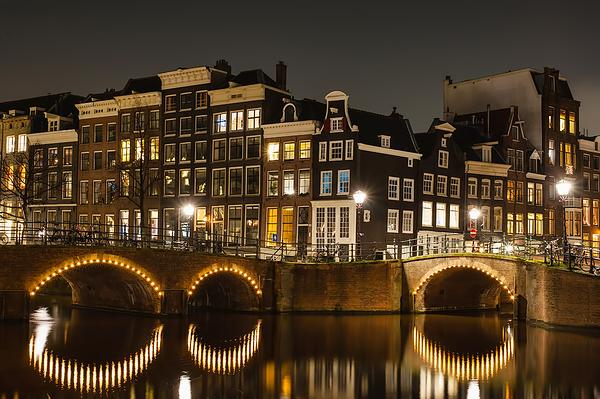 Hoek Keizersgracht / Reguliersgracht,  Amsterdam