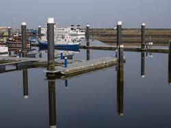 Haven in Lauwersoog