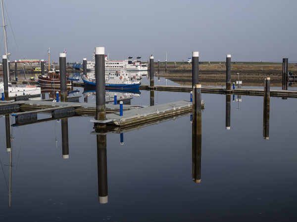 Haven in Lauwersoog