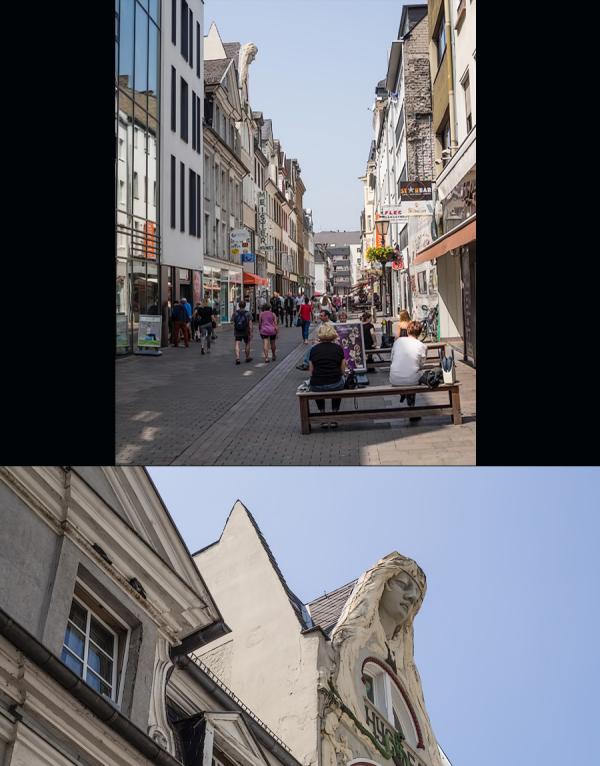 Firmungstrasse,  Koblenz (Duitsland)