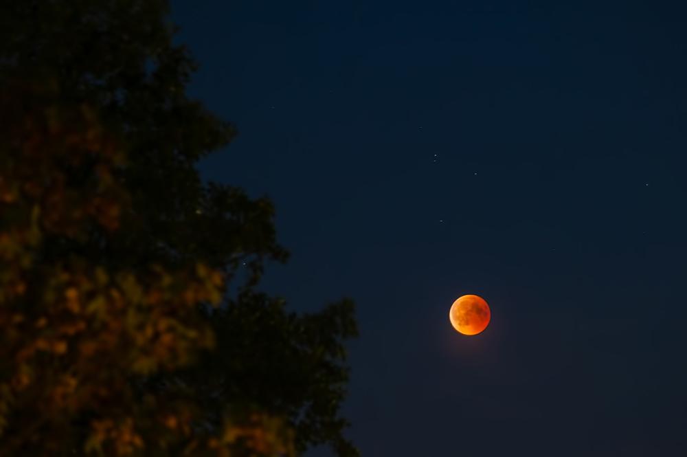 Maansverduistering, Lunar eclipse, Eclipse lunaire