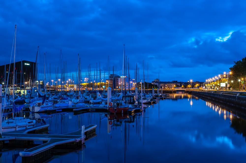 Bassin Vauban,   Le Havre