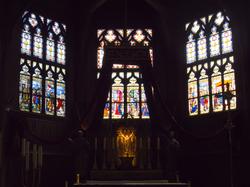 Église Sainte Catherine,   Honfleur,  France