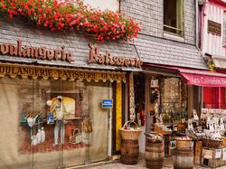 Rue de la ville,  Honfleur,  France