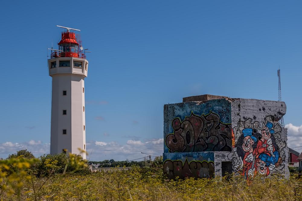 Seine-Maritime, Cap de la hève,  Le Havre,  France