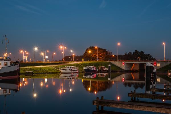 Roskamsluis, Noord-Scharwoude,  Netherlands