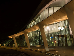 Train station Arnhem,  The Netherlands
