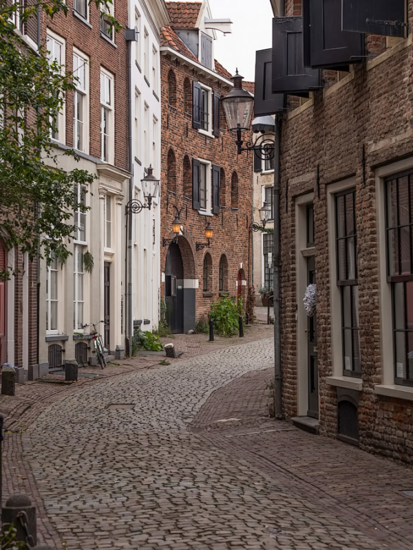 The Netherlands, Bergstraat,  Deventer