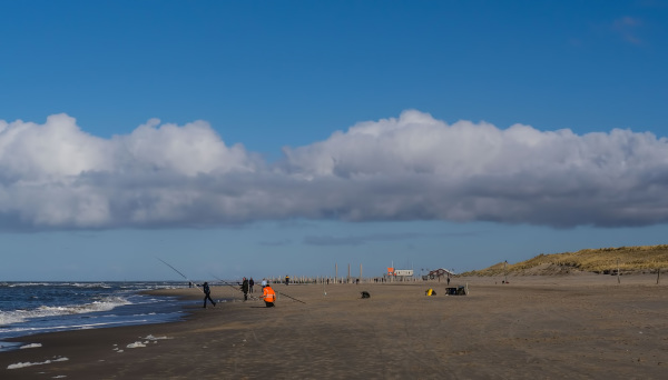 The Netherlands, Petten, Beach