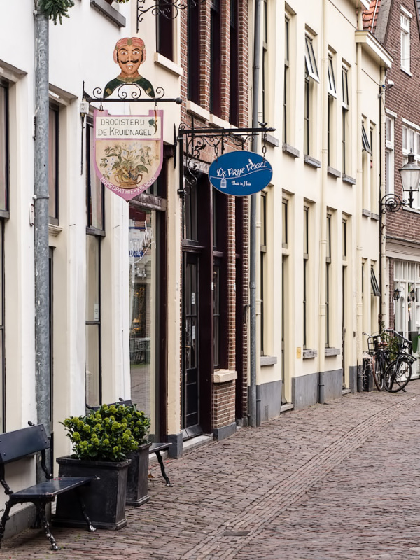 The Netherlands, Deventer, Walstraat.