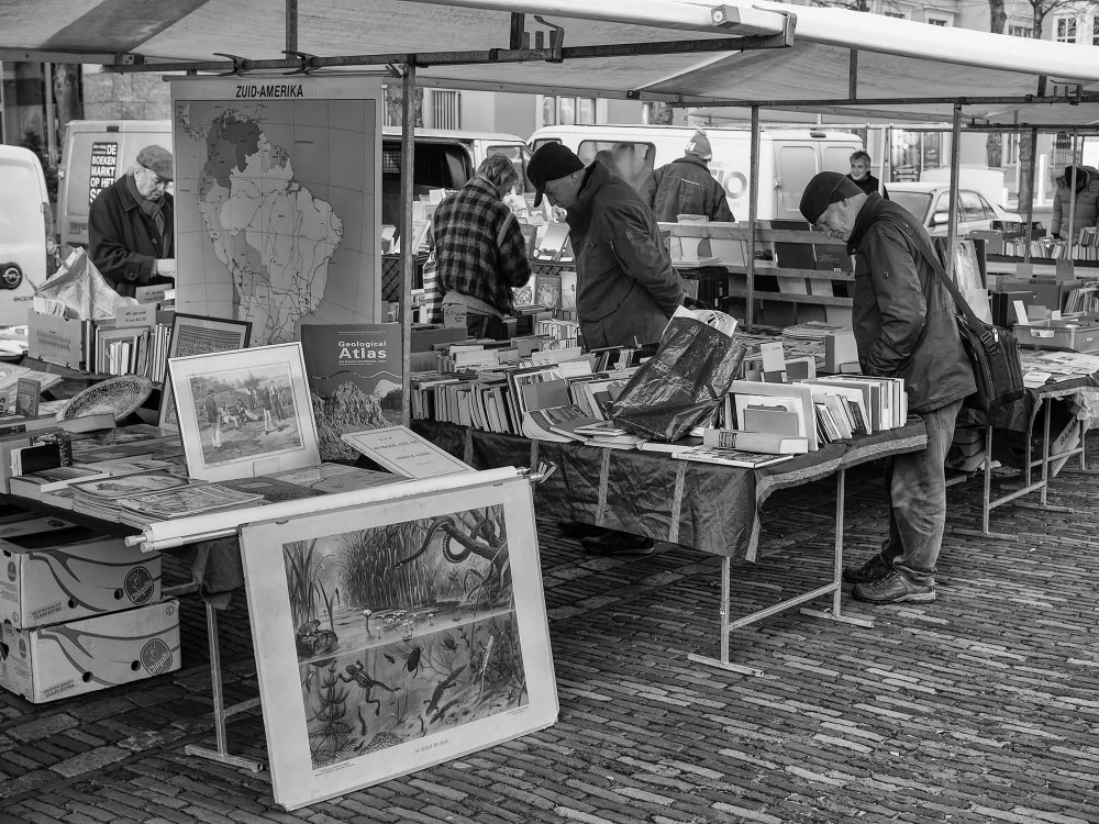 The book market