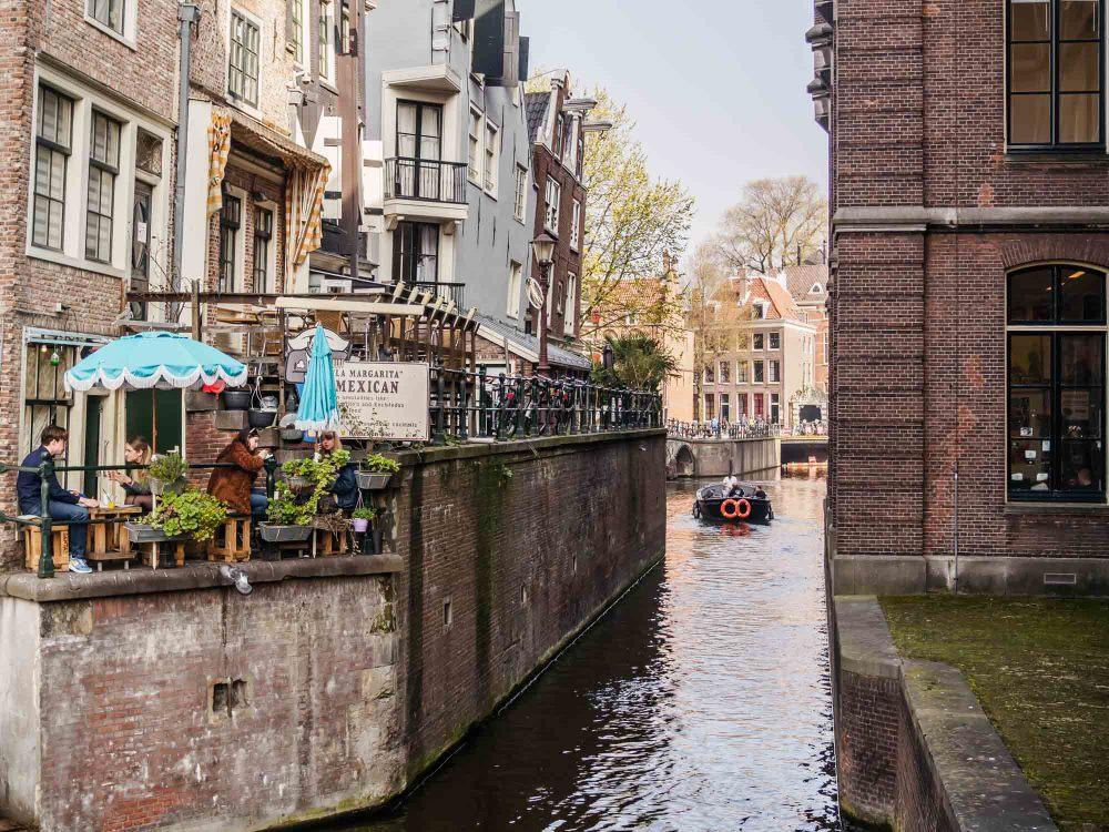 The Netherlands, Amsterdam, Grimnessesluis