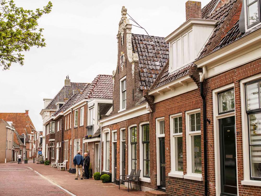 The Netherlands, Dokkum, Halvemaanspoort