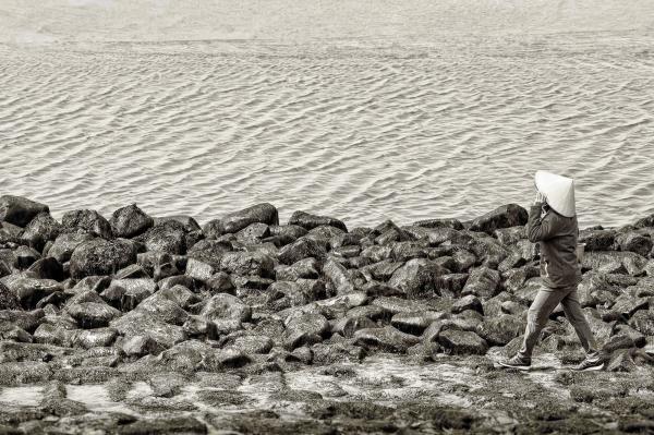 The mussel seeker