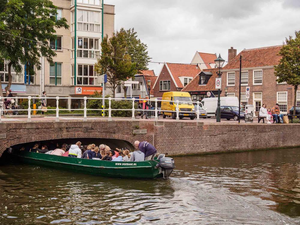 The Netherlands,  Alkmaar, verdronkenoord