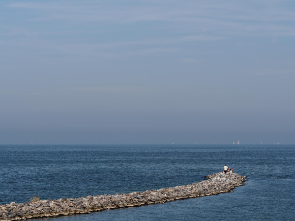 The Netherlands,  IJsselmeer