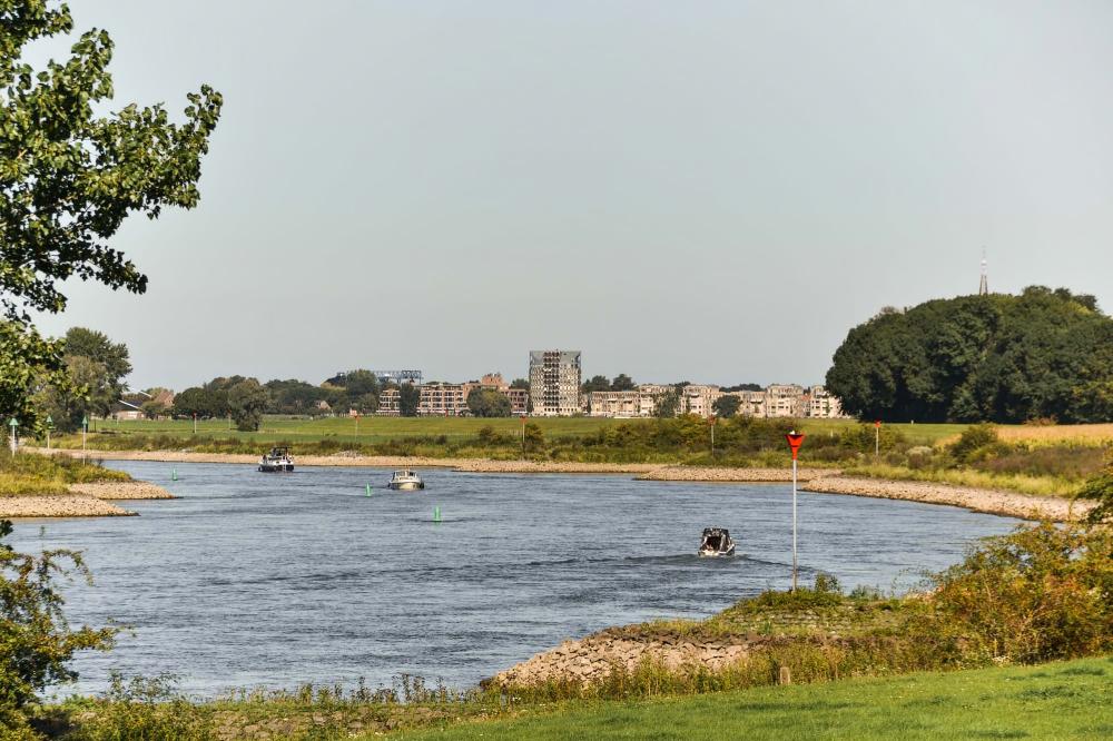 The Netherlands,  IJssel near Doesburg