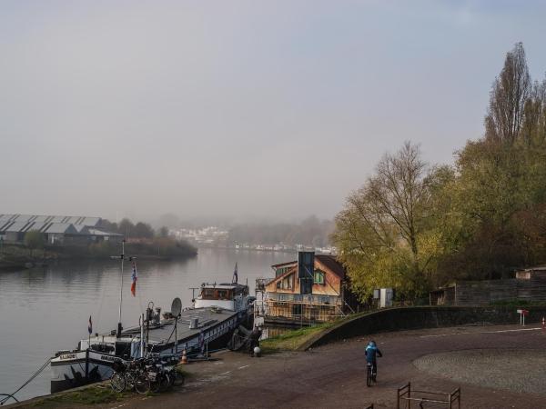 The Netherlands, Arnhem, Nederrijn