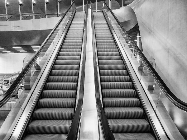 The escalator